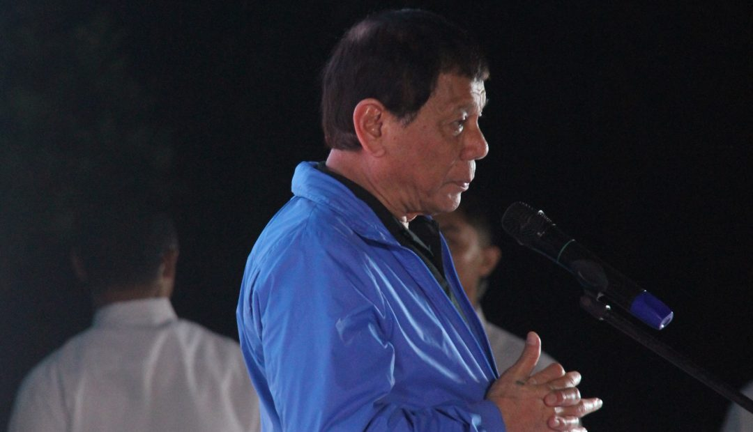 PRRD cuts peace talks with Reds
