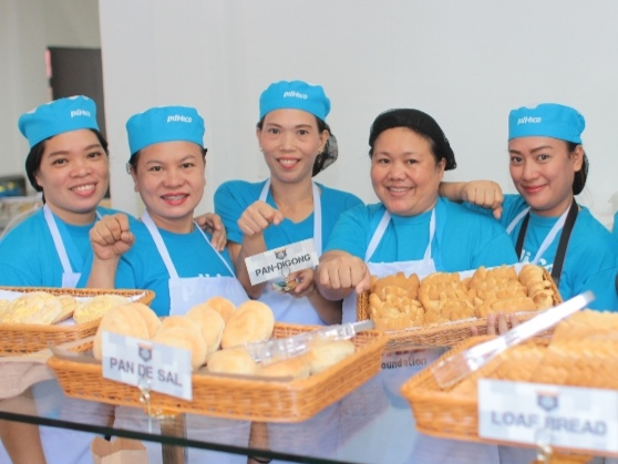 Aboitiz turns over The Bread Camp at PSG
