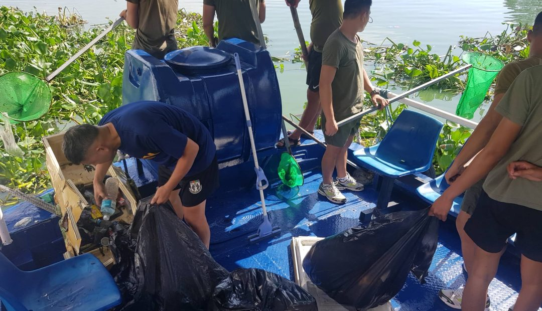 PSG Troopers sustain cleaner environment drive