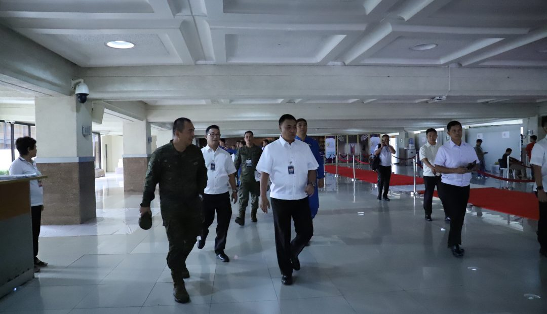 Official Statement: Security for SONA 2019