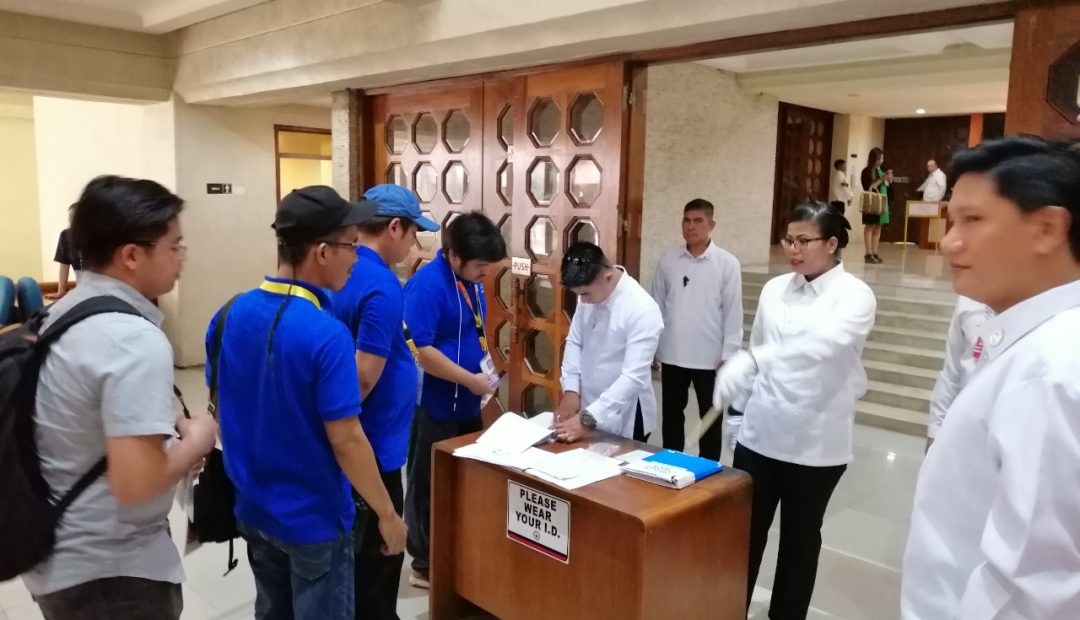 PSG troopers deployed early for SONA 2019