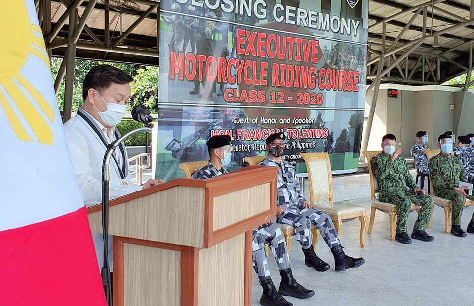 PSG culminates Executive Motorcycle Riding Course