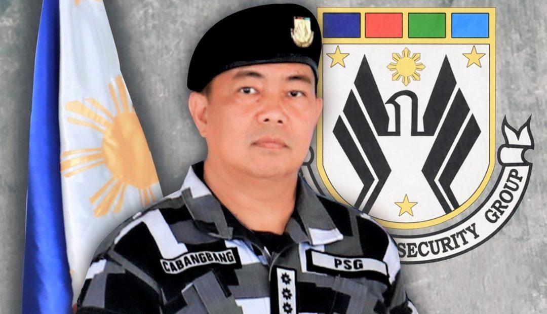 New PSG Commander Assumes Post